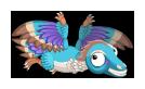 Archaeopteryx teen inflight 0011