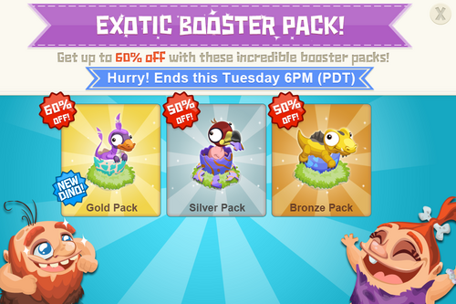 Modals BoosterPack ExoticBoosterPack@2x