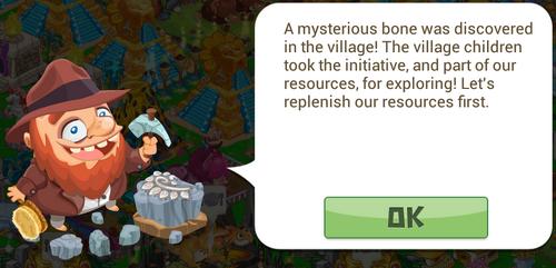ArchaeologyWeek MysteriousBone