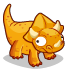 GoldenTriceratops
