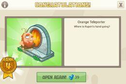 Orange transporter