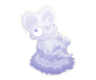Ghost Triceratops baby@2x