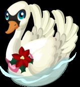 Xmas Swan single