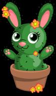 Cacto-bunny single