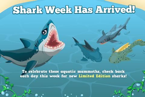 SharkWeekStart