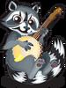 Banjo raccoon single