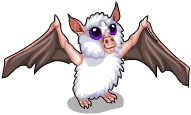 Honduran white bat new an