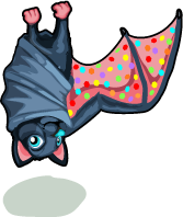 Confetti bat single