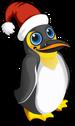 Festive Penguin single