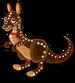 Outback kangaroo single