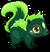 Cubby skunk jungle single