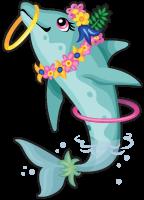 Luau dolphin single