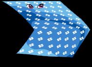 Origami crane an