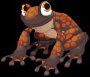 Prince charles frog static