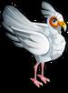Secretary bird single