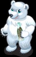 Cool Polar Bear single