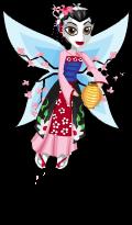 Geisha fairy an