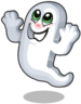 Marshmallow ghost single