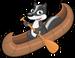 Canoe skunk single