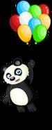 Fly away panda single