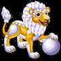 Pearl lion single