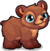 Cubby bear common single