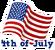 July fourth hud