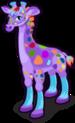 Rainbow Giraffe single