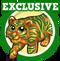 Goal fortune tiger hud
