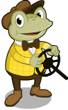 Mr. toad static