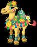 Peaceful camel single