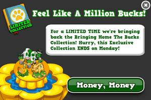 Buck collection modal