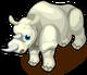 White Rhinoceros single