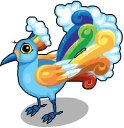 Windy bird static