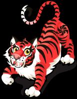 Zodiac tiger single