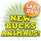 New bucks animals last hud