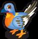Passenger pigeon single
