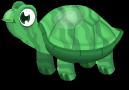 Jade turtle static