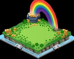 Rainbow treasure