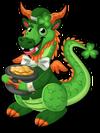 Charm dragon single