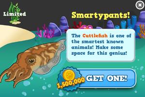 Cuttlefish modal