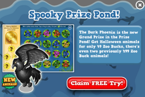 Dark phoenix free try modal