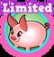 Goal easter egg pig hud