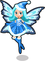 Winter Fairy single