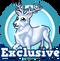 Goal white stag hud