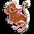 Goal kangaroo rat icon
