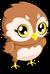 Owl cubby common single