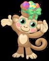 Basket monkey single