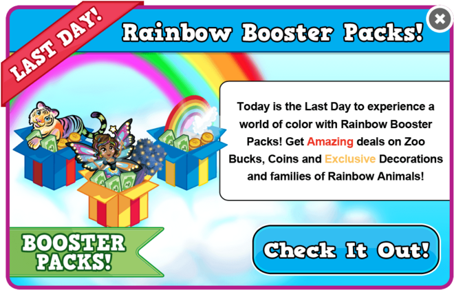 Feb13 booster packs last modal