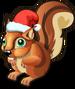 Xmas Squirrel single